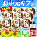 2018丸大の夏ギフト 鉄板焼ハンバーグセットMHB−35【...