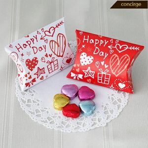 プチギフト バレンタイン チョコ ハッピーハートチョ