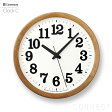 LEMNOS ( レムノス ) / Clock C ( クロックC ) 角田陽太 デザイン 時計 壁掛け 掛け時計 掛時計【送料無料】