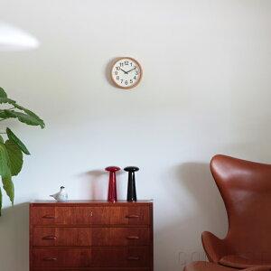 LEMNOS(レムノス)/ClockA(クロックA)角田陽太デザイン時計壁掛け掛け時計掛時計【送料無料】
