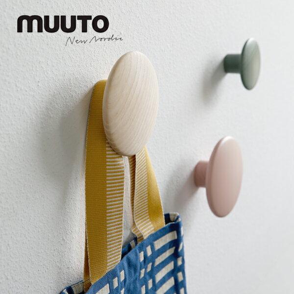 muuto(ムート)/ THE DOTS(ザ・ドッツ)Coat Hooks / Mサイズ 木製フックハンガー