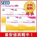◆◆【送料無料】シード マンスリーファインUV 4箱(1箱3...