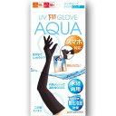UVグローブアクア ロング /UV手袋/UV FIT GLOVE AQUA/水陸両用/気化冷却効果/メッシュ/スマホ対応/プール/海/UVカット率99%/UPF50+/..