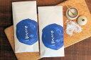 【1セットまでメール便OK】青ヶ島の極上塩 「ひんぎゃの塩」(200g×2)