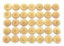 誕生日クッキーメール(バタークッキー、04-BS-BA)【楽ギフ_のし】【楽ギフ_のし宛書】
