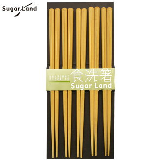 [Wear after review by > q food wash machine-q natural wood Natural wood chopsticks 5 P set 23 cm ◆ chopsticks set / chopsticks set / 5 set / dish washing machines and drying machines for natural wood. / wood / simple / made in Japan
