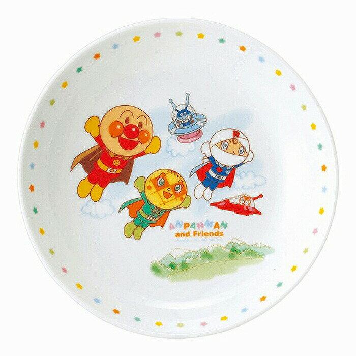 アンパンマンハッピーフレンズ軽小皿皿/プレート/食器/子供/こども食器/陶磁器/子供用食器/キャラク