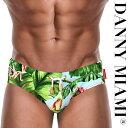 男性水着 メンズスイムウェア 海パン 競パン 競泳パンツ ビキニタイプ ブーメランタイプ 海水パンツ 海パン 水泳 ビーチウェアメンズ 水着 パンツ スポーティスタイル Danny Miami ダニーマイアミ VERY MIA Dkini(dm-s06verymia)