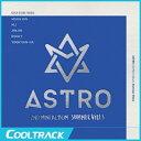 【ASTROのポスター1枚】 ASTRO (アストロ) - SUMMER VIBES [2ND MINI ALBUM] 【国内発送】