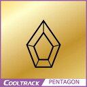【予約12/13】【初回ポスター】 PENTAGON(ペンタゴン) - 『FIVE SENSES』[ランダムCD(全10種中1種ランダム)フォトカード20種中1...