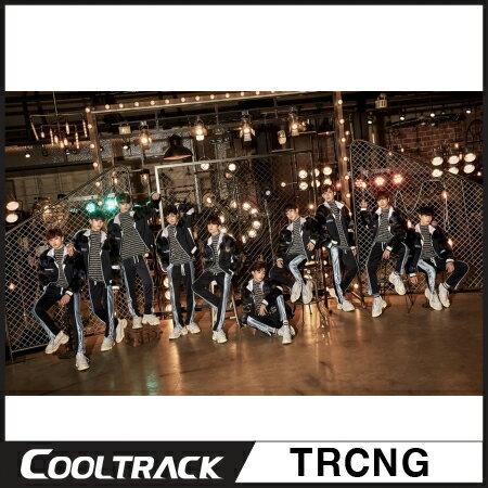 【初回ポスター】 TRCNG - WHO AM I [1ST SINGLE ALBUM] 【国内発送】