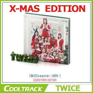 ポスター トゥワイス TWICEcoster クリスマス ホログラムフォトカード
