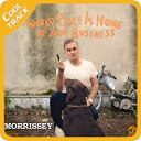 Artist Name: O - 【送料無料】 MORRISSEY - WORLD PEACE IS NONE OF YOUR BUSINESS 【ヤマトメール便のみ発送】【国内発送】【日本全国送料無料】