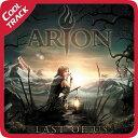 艺人名: O - 【送料無料】 ARION - LAST OF US [+4 BONUS TRACK] 【ヤマトメール便のみ発送】【国内発送】【日本全国送料無料】