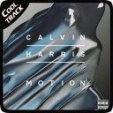 藝人名: O - 【送料無料・代引不可】 CALVIN HARRIS - MOTION 【ヤマトネコポス】【国内発送】【日本全国送料無料】
