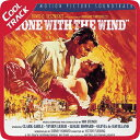 Artist Name: O - 【送料無料・代引不可】 GONE WITH THE WIND - OST (MAX STEINER) 【ヤマトネコポス】【国内発送】