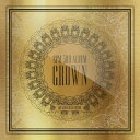 2PM - 正規3集 GRAND EDITION 『GROWN』