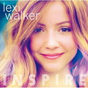 Artist Name: O - 【送料無料・代引不可】 LEXI WALKER - INSPIRE 【ヤマトネコポス】【国内発送】POP