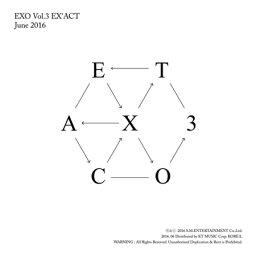 【ポスター終了】<strong>EXO</strong> (エクソ) 正規3集 - 『'EX'ACT'』バージョンランダム [メンバー別フォトカードランダム封入] <strong>EXO</strong> VOL.3【佐川国内発送】【送料無料】<strong>EXO</strong> EXACT EXACT LUCKY ONE/MONSTER LUCKY ONE MONSTER