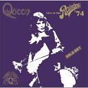 Artist Name: O - 【送料無料・代引不可】 QUEEN - LIVE AT THE RAINBOW '74 [2CD DELUXE EDITION] 【ヤマトネコポス】【国内発送】【日本全国送料無料】