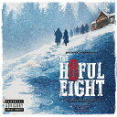 Artist Name: O - 【送料無料・代引不可】 THE H8FUL EIGHT - OST [ENNIO MORRICONE] 【ヤマトネコポス】POP