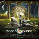 Artist Name: S - 【送料無料・代引不可】 SECRET SPHERE - A TIME NEVER COME (2015 EDITION) 【ヤマトネコポス】