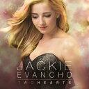 藝人名: S - 【送料無料・代引不可】 JACKIE EVANCHO - TWO HEARTS 【ヤマトネコポス】POP