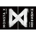 【ポスター終了】MONSTA X(モンスターX) - 『THE CODE』5TH MINI Album/[PROTOCOL TERMINAL/DE: CODE VERランダム][ブックレットランダ..