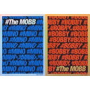 【ポスター終了】MOBB - DEBUT MINI ALBUM 『The MOBB』[CD +ブックレット(56P)+フォトカード(1枚/ランダム)]MINO VER BOBBY VER選..