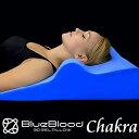 枕まくら BlueBloodナチュラルスロープネックピローマクラ チャクラChakra ブルーブラ