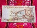 ■お金持ち祈願■エケコ人形用ミニチュア/小物■本場ボリビア産■アラシータ祭用200ボリビアーノ紙幣