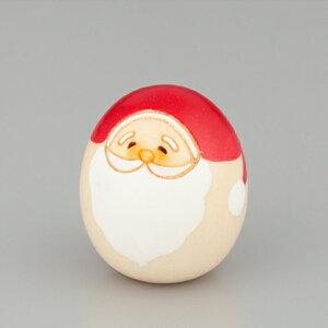 卯三郎こけし ミニサンタ 豆クリスマス サンタクロー