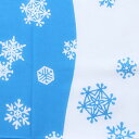 Wipe 梨園染手 (Japanese towel, Japanese towel); snow / Japanese towel / Japanese towel / Japanese towel / sum / sum miscellaneous goods / season Japanese towel / interior / winter / snow / [easy ギフ _ packing]