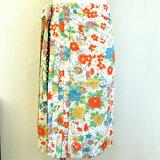 【】Wrap Around R. わおりスカート【楽ギフ包装】【すてきにハンドメイド】【Eテレ】【02P01Mar15】