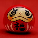 Usaburo kokeshi doll happiness Dharma doll red (Happiness Daruma doll Red) [easy ギフ _ packing]