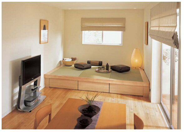 【楽天市場】畳コーナー収納ユニットpanasonic (パナソニック)畳が丘シンプルタイプ3畳タイプ シンプルタイプ