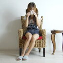 05P18Jun16 送料無料 ウォーターヒヤシンスラウンジチェア・モデナ アジアン家具