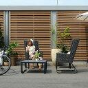 送料無料 【オーランド】サイドテーブル 82×82 アウトドア家具