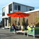 送料無料 サンアンブレラ アジアン家具 パラソル ガーデンパラソル ハンギングパラソル ビーチパラソル アウトドア ガーデン パラソルベース シェード