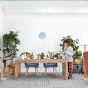 送料無料 【コクリコ】 ダイニングテーブル(PJT053) アンティーク アジアン テーブル 木製 無垢 シンプル モダン ダイニング 食卓 カフェ 北欧 6人用 4人用 2人用 送料無料 フレンチ 白 シャビー