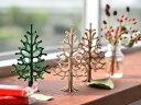 ◇ lovi ミニクリスマスツリー 14cm 木製...