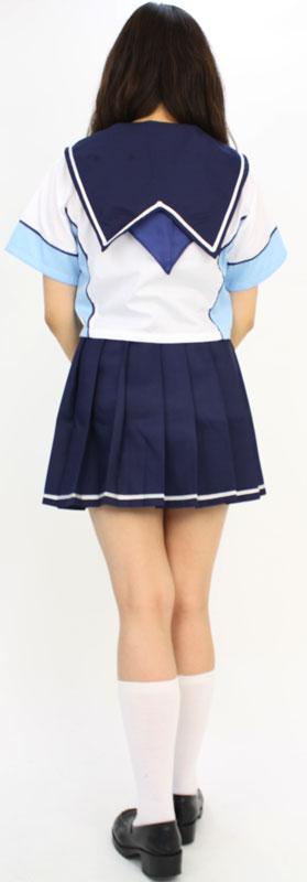 私立十羽野高校制服(夏服)M■コスプレ衣装コスチュームコスプレ衣装コス