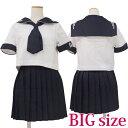 私立女子学園のセーラー服(夏服) BIG コスプレ 可愛