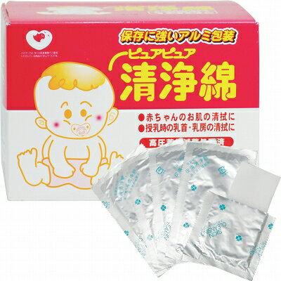 殺菌・消毒 ピュアピュア清浄綿 ハンドソープ ア...の商品画像