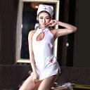 【送料無料】コスプレ ナース ナース服 白衣 医者 セクシー 衣装 コスプレ衣装 女性 セクシー ナース ナース服 メール便可
