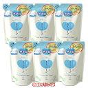 牛乳石鹸 カウブランド 無添加ボディソープNB つめかえ用 400ml×6個セット(セット販売/1個あたり330円) COW *
