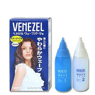 對受損的發質零件為 VENEZEL DARIYA Dariya benzer 波燙髮解決方案 *