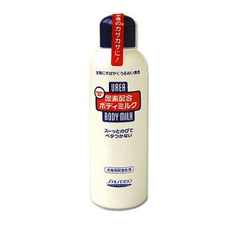尿素尿素 10%身體霜身體滋潤乳 (准藥物) 150 毫升尿素資生堂 *