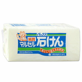 The Pax NET quality マルセル石けん safe and economical washing SOAP 500 g PAX Sun oil *