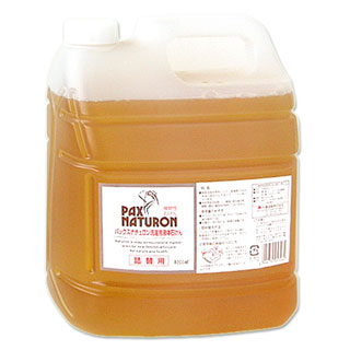 パックスナチュロン for washing liquid soap refill for 4000 ml PAX NATURON Sun oil *